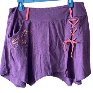 Coline Skirt Maroon XL